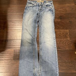 BKE carter distressed jean